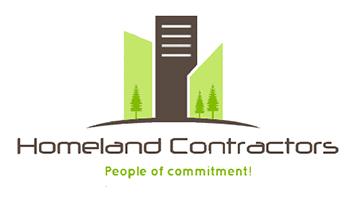 Homeland Contractors logo